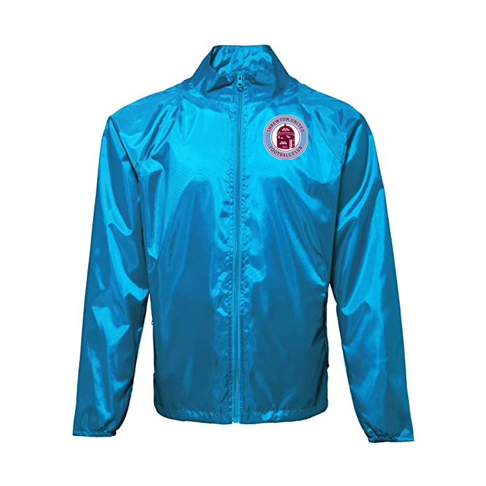 Shrewton United 2768 Lightweight Jacket Sapphire